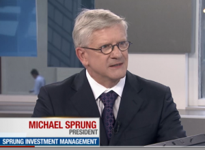 Michael Sprung Investment Management appears on Business News Network BNN videos