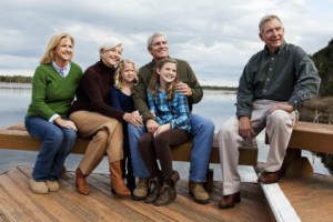 investment management for multi generation family