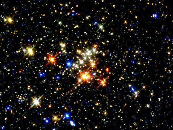 quarterly market commentary - A billion stars in the galaxy--less than the US national debt!