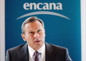Encana Corp CEO Doug Suttles