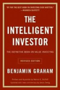 The Intelligent Investor Benjamin Graham Value Investing books