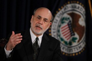 Interest Rates Rise Ben Bernanke Federal Reserve