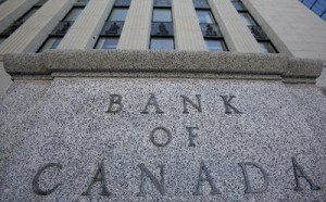 GDP Bank of Canada