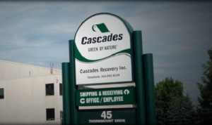 Stock Report - Cascades Target Power Reduction