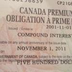 Canada 10 year bond rates 2014