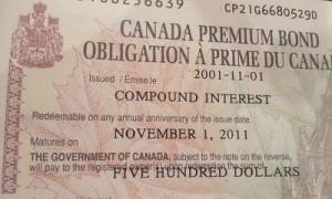 Canada 10 year bond rates 2013