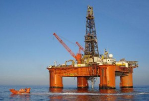 Talisman Energy North Sea Transocean Winner