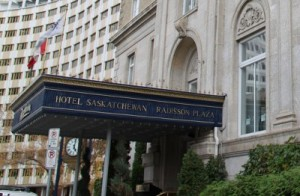 Temple Hotels Inc (TSE:TPH) to buy Hotel Saskatchewan in downtown Regina