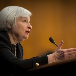 Bond Market Fed Chair Janet Yellen QE taper