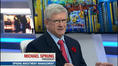 Stock Watch Michael Sprung BNN Market Call Alaris Royalty Cascades Inc George Weston