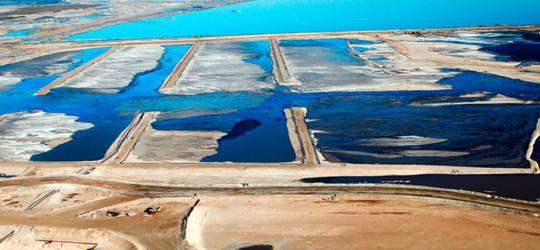Suncor energy tailings pond plan