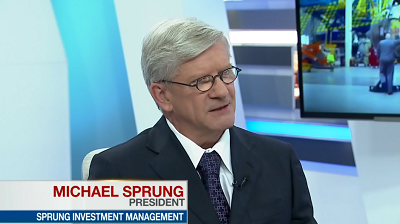 Stockwatch Michael Sprung market outlook stock picks Mark Bunting BNN