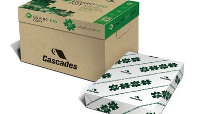 Cascades Announces Sale Assets