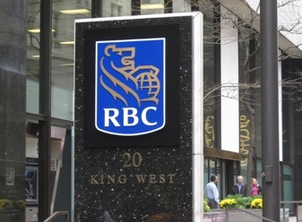 Stockwatch Royal Bank capital markets lending up 21%