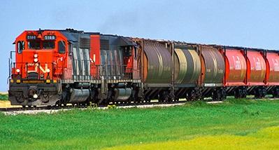 Canadian National Railway TSE:CNR Q4 revenues earnings up