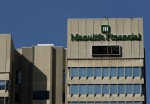 "Manulife Financial second-quarter net income ""lower than expected"""