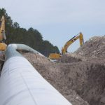 Stockwatch TransCanada Construction Keystone pipeline