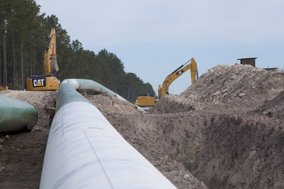 TSE:TRP TransCanada US$2.1bn gas pipeline Mexico
