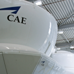 CAE strong demand hardware software world airlines replace old planes new ones