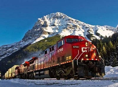 Stockwatch - Canadian Pacific revenue Q4