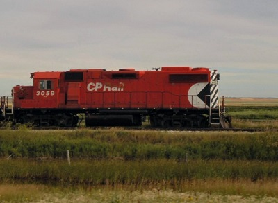 Canadian Pacific Railway consolidation