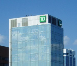 Canada Stockwatch TD Bank Risk