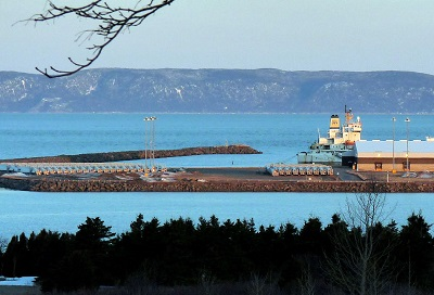 Canada Stockwatch - environmentalists block TransCanada Cacouna export terminal