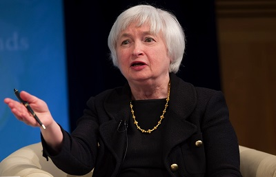 Janet Yellen Chair Federal Reserve