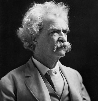 Mark Twain Facts stubborn statistics pliable
