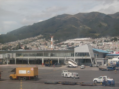 Aecon Group Quito Airport Sale