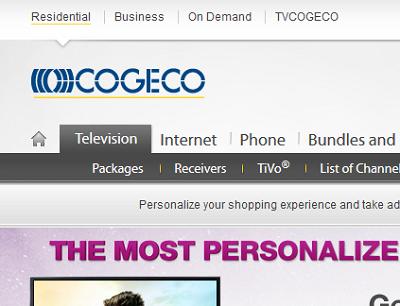Cogeco Cable growth acquisition US cable company MetroCast