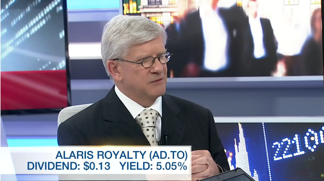 Market Call Top picks Michael Sprung Alaris Royalty ARC Resources CAE Inc