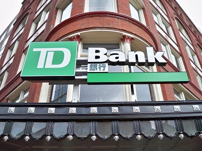 TD Bank fitter and faster