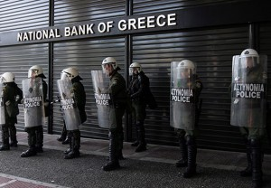 economic woes Greece dominated headlines investor concerns latest quarter