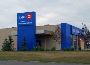 Bank of Montreal profits turbulent Canadian economy