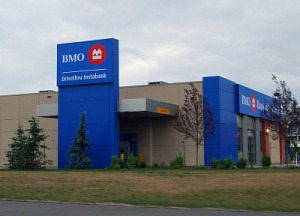 Bank of Montreal profits turbulent Canadian economy