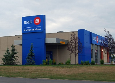 Bank of Montreal profit dividend