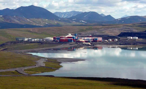 Teck Resources Red Dog Mine Alaska