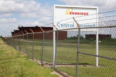 TSE:ENB - Minnesota groups Enbridge pipeline plans
