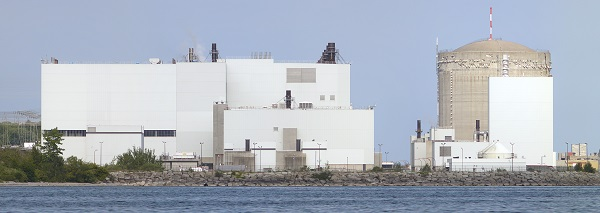 TSE: ARE Aecon Group Darlington nuclear power station