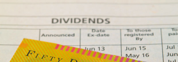 What are dividend stocks part ownership business
