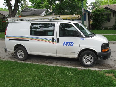 TSE:MBT - Manitoba Telecom Service shareholders approve acquisition by BCE