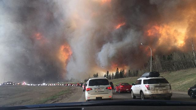 Fort McMurray wildfires record year insurable damage Canada