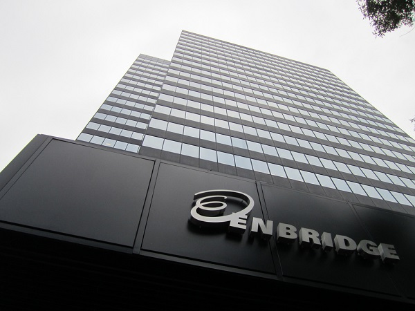 Enbridge Inc TSE:ENB Ozark Pipeline acquired MPLX subsidiary