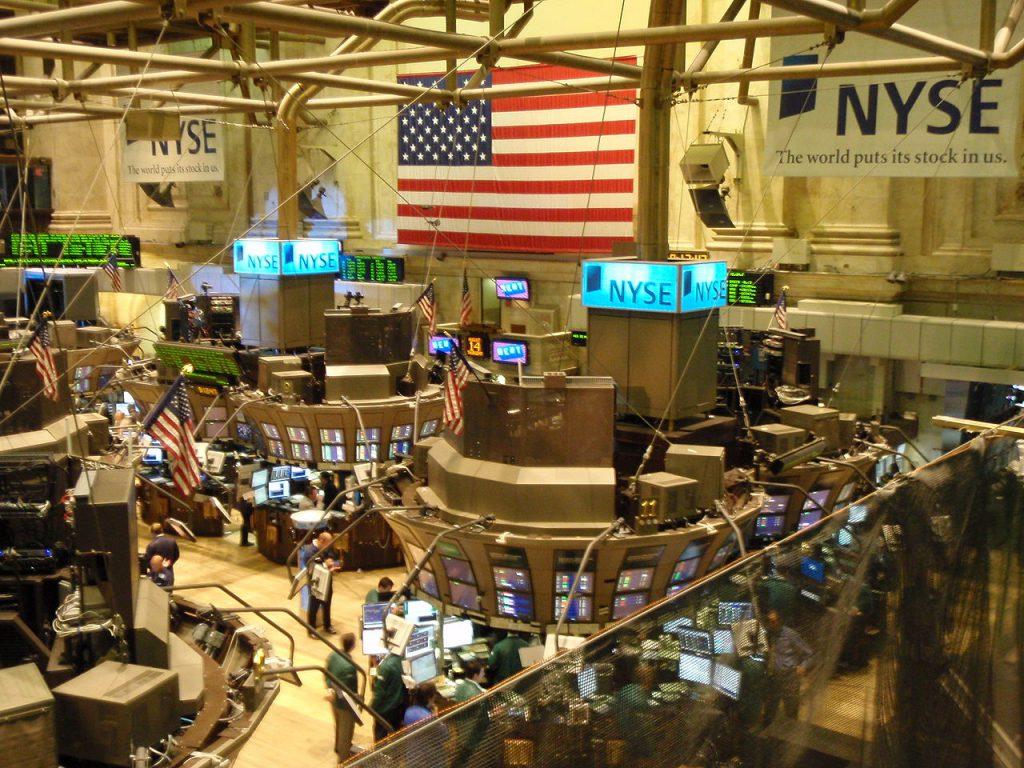 financial crisis US S&P 500