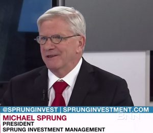 Michael Sprung Top Picks BNN Market Call