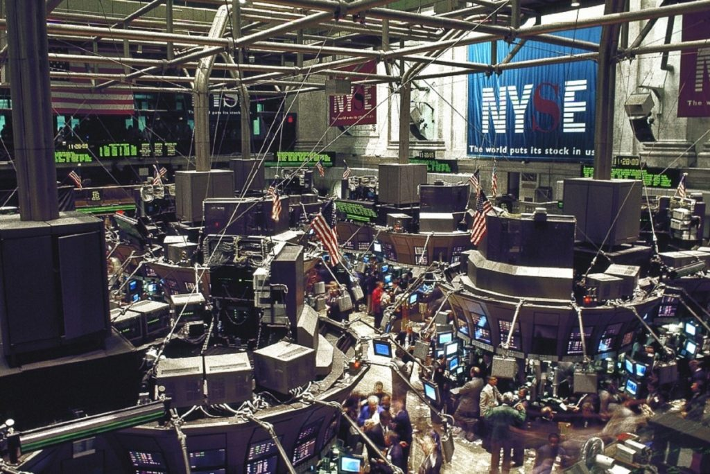 New York Stock Exchange -